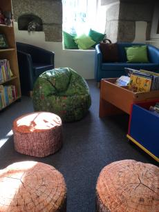 Lostwithiel Library - Rhyme Time