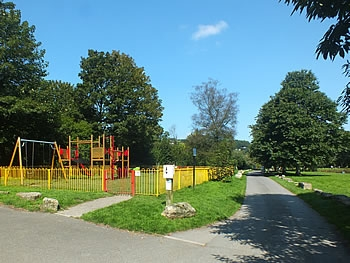 Children's Play Park in Coulson Park