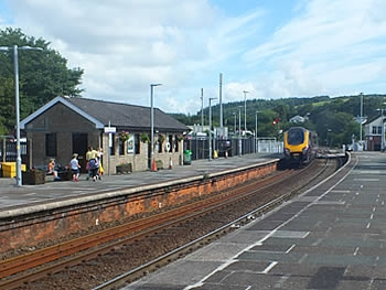 Photo Gallery Image - Lostwithiel Station
