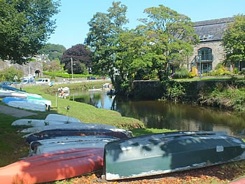 Photo Gallery Image - The River Fowey, Quay Street, Lostwithiel