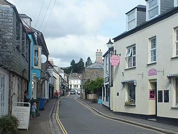Photo Gallery Image - Town Centre Street in Lostwithiel