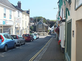Photo Gallery Image - Lostwithiel Town Centre