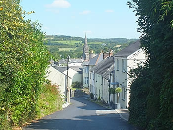 Photo Gallery Image - Views of the Town Centre, Lostwithiel